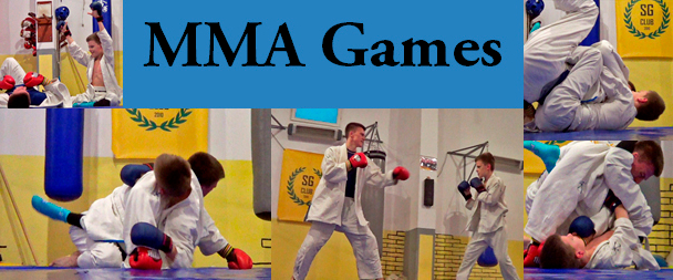 SG Club MMA Games