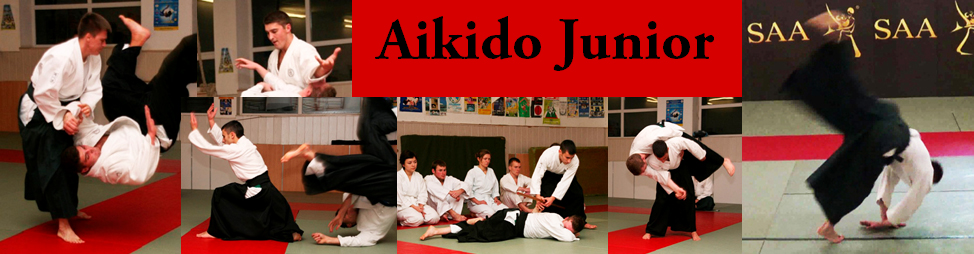 SAA Aikido Junior